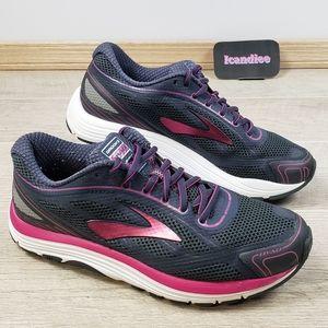 Brooks Women's Dyad 9 Running Shoe Sz 9.5